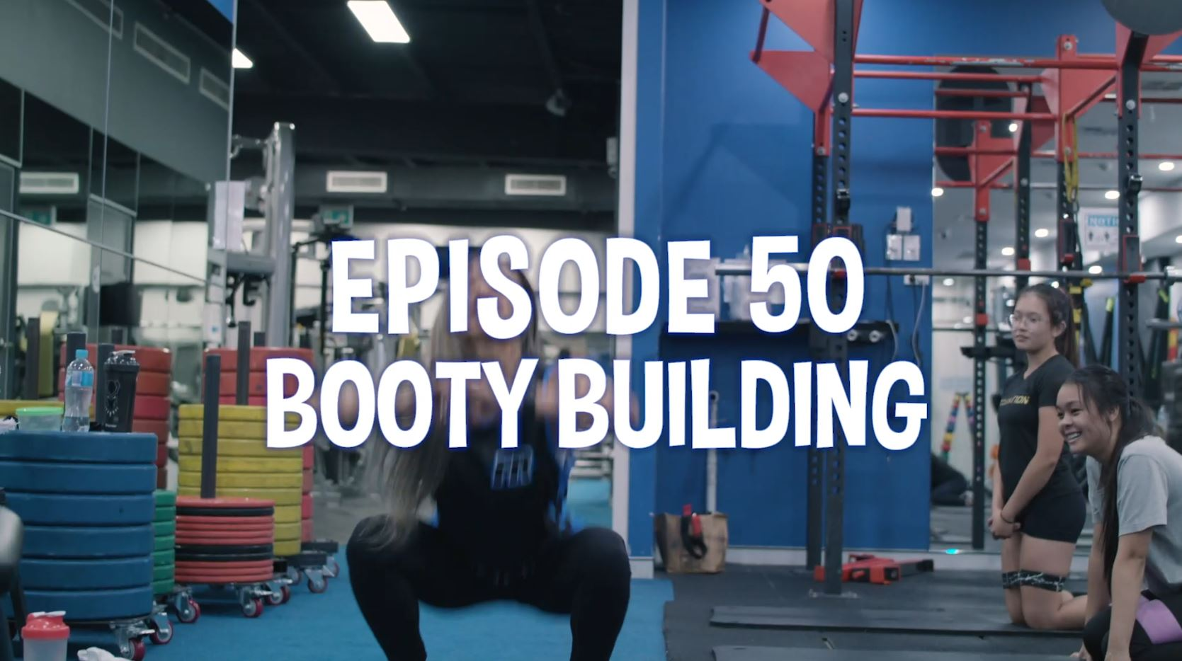 Booty Building with Tida | Fitrepmade Episode 50